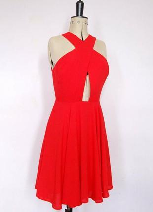 8148569b6ccf768 Красные вечерние платья ASOS 2019 - купить недорого вещи в интернет ...