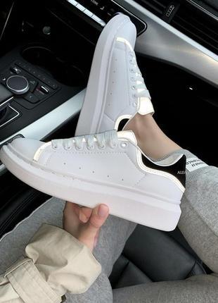 Крутые кроссовки 🍓 alexander mcqueen reflected 🍓