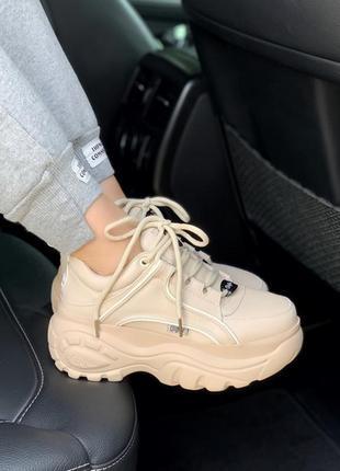Крутые кроссовки 🍓 buffalo beige 🍓