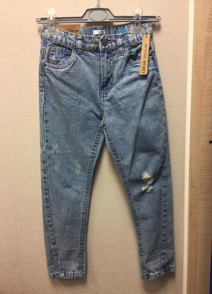 Хитовые джинсы на мальчика