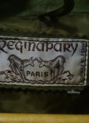 Кожаный плащ. paris-10/12р5 фото