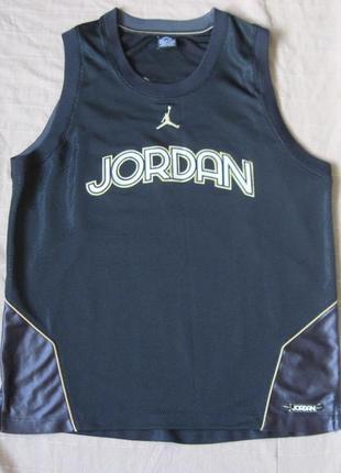 Jordan (l/52/56) спортивная баскетбольная майка мужская