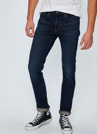 Крутые оригинальные джинсы levi's slim  мексика