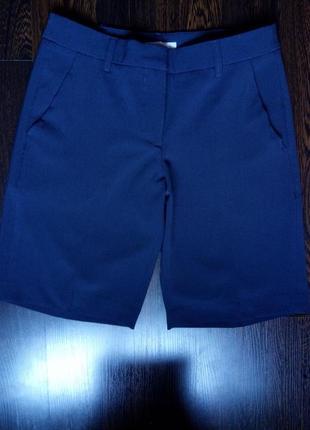 Классические тёмно-синие шорты от calliope