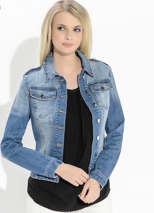 Стильненькая джинсовочка