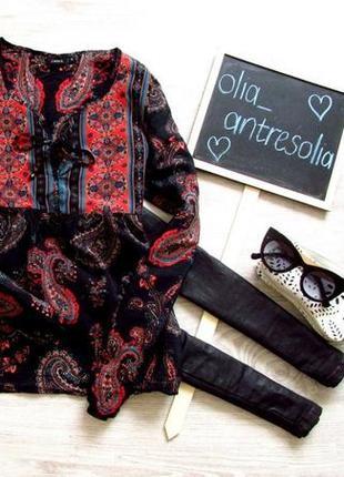 Красивая воздушная блуза lindex