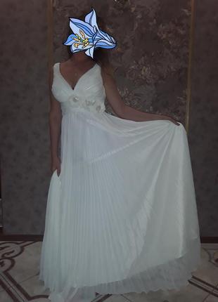 Свадебное платье от valentina gladun!