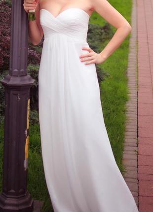 ❤️очень красивое свадебное платье