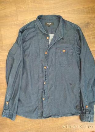 La panaplie paris levis джинсовая рубашка