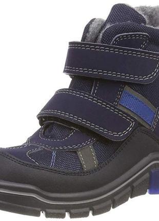 Зимние ботинки ricosta 26 размер