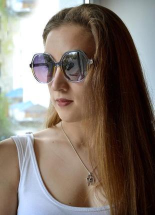 Солнцезащитные очки с поляризованными линзами с защитой uv400