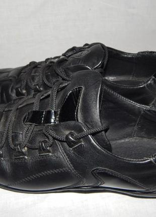 Мужские туфли кроссовки mida 38 р.