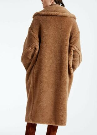 Шубка тедди беар плюшевое пальто