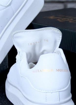 Крутые кроссовки 🍓 alexander mcqueen 🍓5 фото