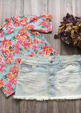 Клевая юбка hollister
