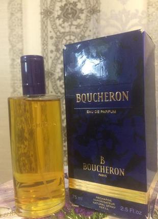 Boucheron парфюмированная вода. 75 мл.