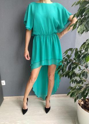 Красивенное платье с открытой спиной love republicпре s