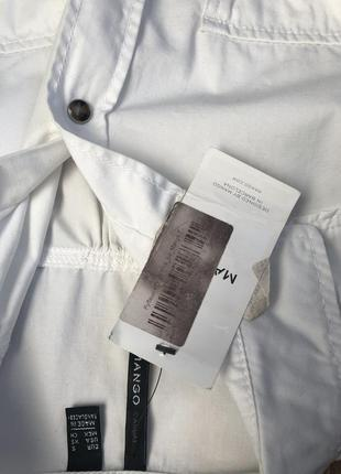 Рубашка с короткий рукавом mango3 фото