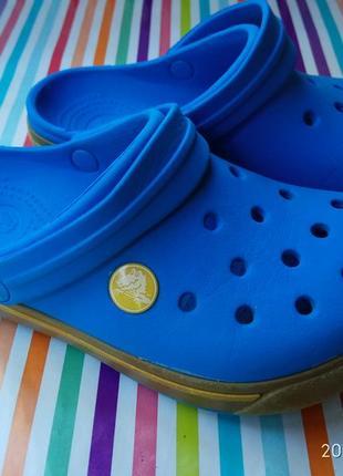 Crocs оригінал для хлопчика