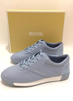 Нові шкіряні кросівки michael kors. оригінал!