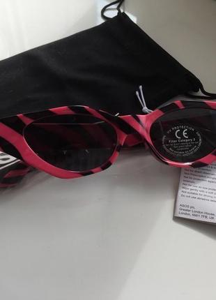 Солнцезащитные очки asos cat eye кошачий глаз 90е4 фото
