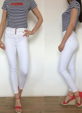 Идеальные белые джинсы размеры