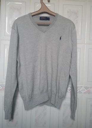 Polo ralph lauren свитер женский шерстяной