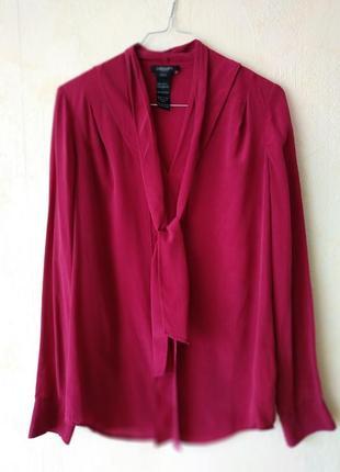 9acd60bfb9c Шелковые женские блузки - купить недорого в интернет-магазине Киева ...