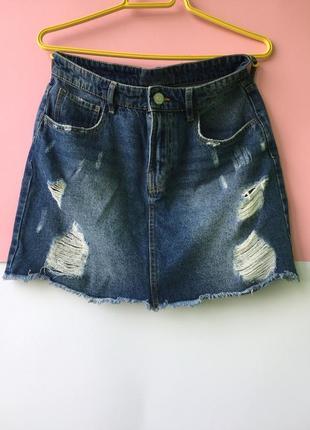 Джинсова спідниця, джинсовая юбка