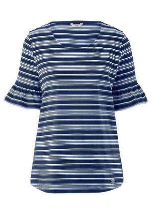Трикотажная блуза tcm tchibo германия евро 423 фото
