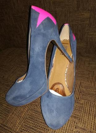 Туфли кожа из германии