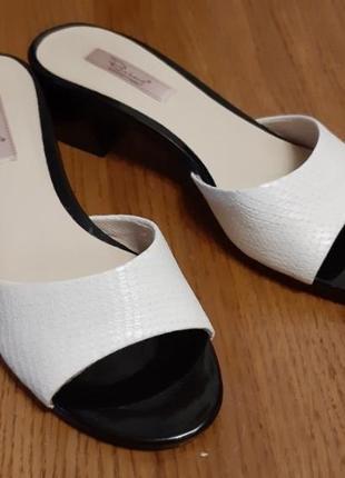 Удобные кожаные туфли respect 36 р.