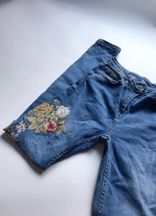 3796693d134 Джинсы с вышивкой женские 2019 - купить недорого вещи в интернет ...