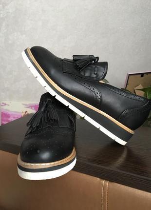 Лоферы , туфли kayla