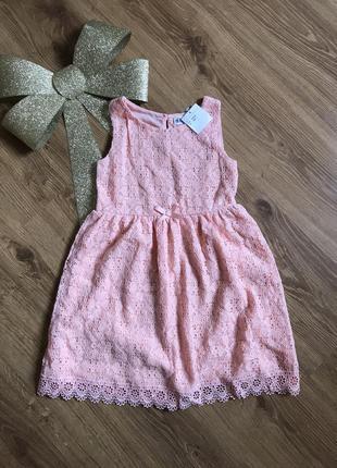 H&m платье для девочки hm