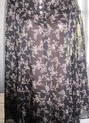 Суперовая  фирменная юбка. 50-54р    качество!
