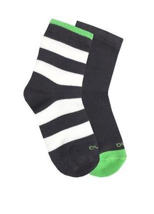 Комплект носков дюна из 2 пар размер 23-26 16-18см 2-4 года