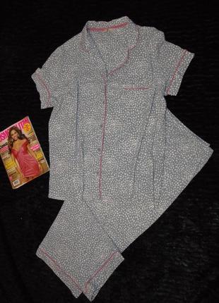 Натуральная пижама 22 размера tu
