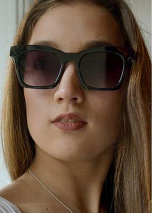 Элегантные солнцезащитные очки uv 400