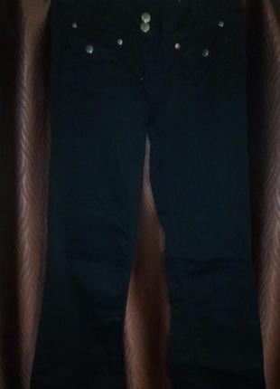 Новые брюки-клеш,брюки -буткат