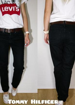 Классные свободные джинсики tommy hilfiger