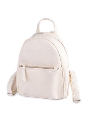Маленький бордовый рюкзак городской молодежный марсала8 фото