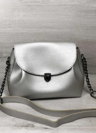 Маленькая черная сумка через плечо молодежная кроссбоди8 фото