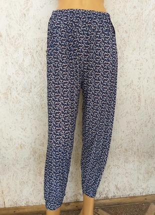 Классные свободные летние брюки с охлаждающим эффектом