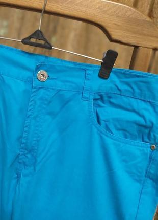 Сине голубые мужские джинсы portonova5 фото