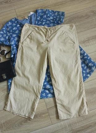 Хлопковые шорты бриджи от bronx