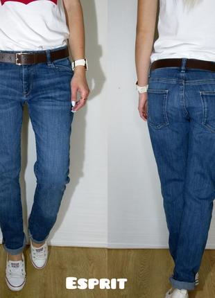 Крутые немецкие джинсы esprit