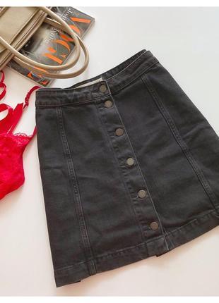 0c468a064ba Джинсовые юбки Topshop 2019 - купить недорого вещи в интернет ...