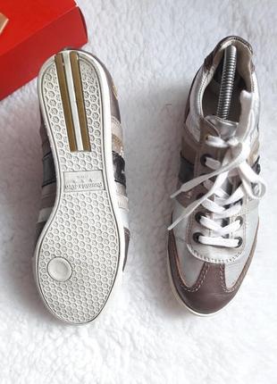 Кроссовки pantofola d'oro кожа2 фото