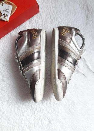 Кроссовки pantofola d'oro кожа3 фото
